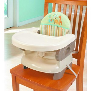 SUMMER INFANT DELUXE COMFORT FOLDING SEAT