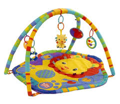 Bright Starts Lion Play Mat