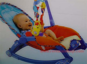 Fisher Price Bouncer Ayun