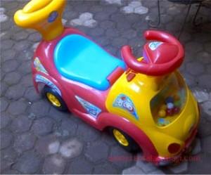 Rainbow Car Push and Ride