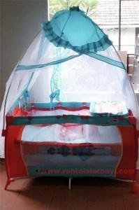 Box Bayi Parasut Besar