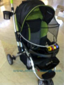 Stroller Baby Does Jogger