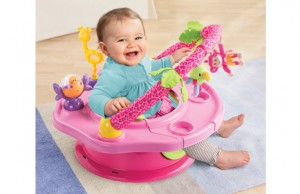 Summer Super Seat with Hanging Toys