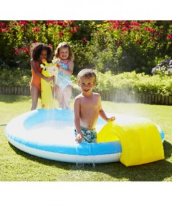 ELC Splash and Slide Bandung