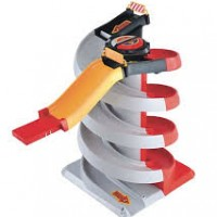 ELC Big City Spiral Race Ramp