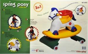 Spring Pony Edu Toy