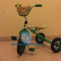 Avrent Sepeda Roda Tiga