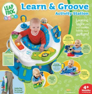 Leap Frog Learn and Groove
