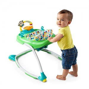 Brightstarts Baby Walker 2in1