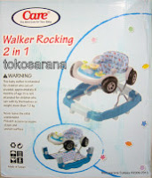 Care Wlaker Rocking 2in1