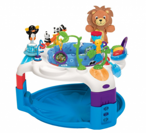 Baby Einstein Exersaucer Around the World Discovery Center
