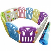 Coby Haus Safety Play Gate