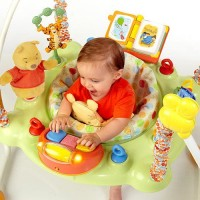 Disney Winnie the Pooh Activity Jumper
