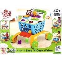 Brightstarts 4in1 Shop and Cook Walker