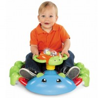 Little Tikes Activity Garden Rock n Spin Bug