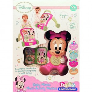 Disney Minnie Mouse Activity Walker