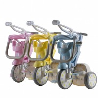 IIMO 2 Tricycle Macaron