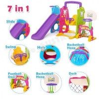 Labeille Swing and Slide