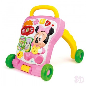 Baby Minnie Multi Activity Walker