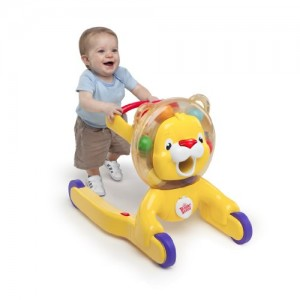 Bright Starts Having a Ball 3in1 Step and Ride Lion