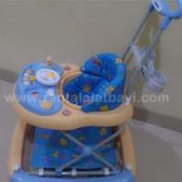 Family Baby Walker Biru