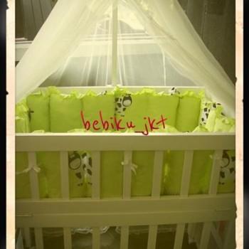 Box Bayi Kayu Putih