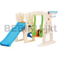Grow n Up Scramble Slide Play Centre