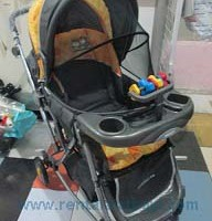 Stroller Baby Does Shoxer