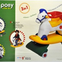 Spring Pony Edu Toy