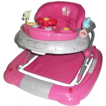 Baby Does Baby Walker