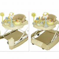 Care Rocking Walker 2in1