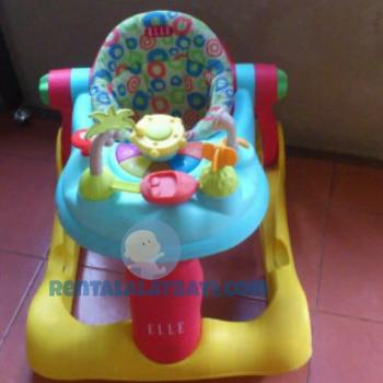 Baby Walker Elle 2in1