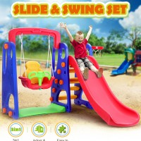 Eduplay Swing and Slide