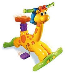 Vtech Ride and Learn Giraffe Bike